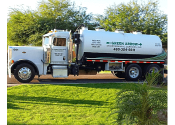 Mesa septic tank service Green Arrow Environmental Services, inc.
