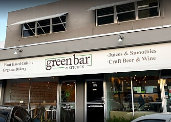 Fort Lauderdale vegetarian restaurant Green Bar & Kitchen