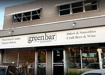 Green Bar Kitchen