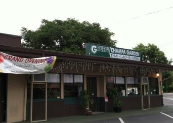 Fremont thai restaurant Green Champa Garden Restaurant