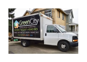 Kent hvac service Green City
