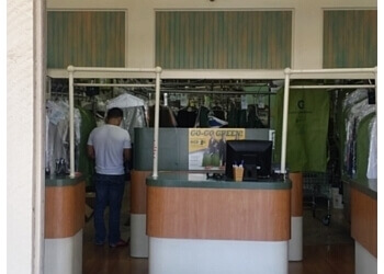Anaheim dry cleaner Green Clean Cleaners