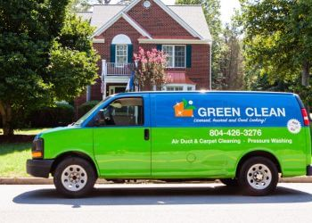 Richmond carpet cleaner Green Clean VA
