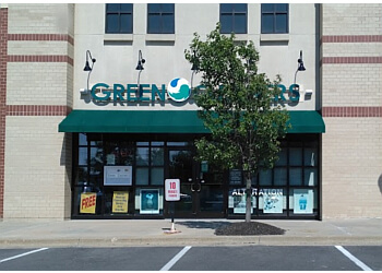 Olathe dry cleaner Green Cleaners