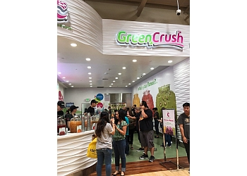 Ontario juice bar Green Crush