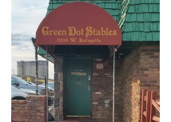 Detroit american cuisine Green Dot Stables