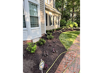 Richmond landscaping company Green Dream Landscaping & Snow Removal