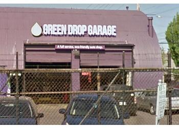 Portland car repair shop Green Drop garage