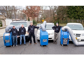 New York chimney sweep Green Ductors