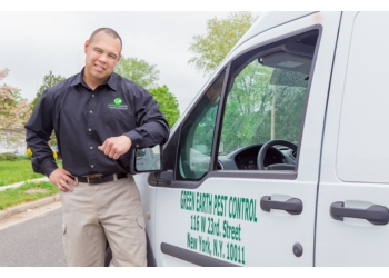 New York pest control company Green Earth Pest Control