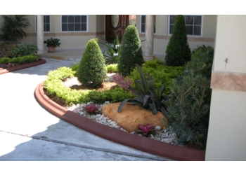 Miami Gardens landscaping company Green Grass III Landscaping Design