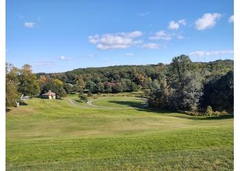 Worcester public park Green Hill Park