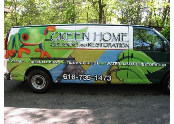 Grand Rapids carpet cleaner Green Home Cleaning & Restoration