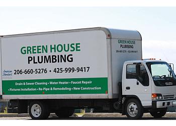 Bellevue plumber Green House Plumbing & Heating