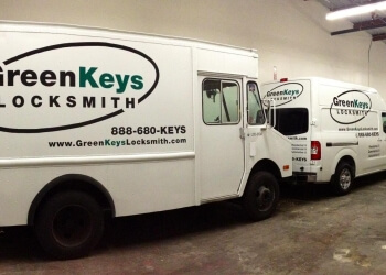Fremont locksmith GreenKeys Locksmith