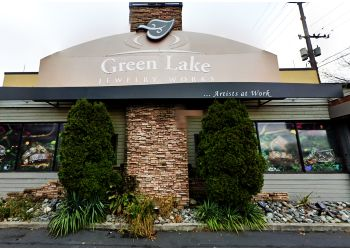 Seattle jewelry Green Lake Jewelry Works