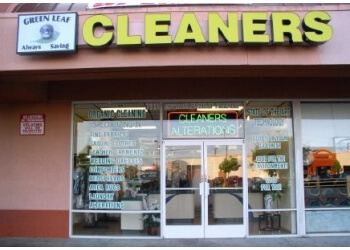 Fremont dry cleaner Green Leaf Cleaners