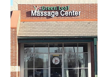 Arvada massage therapy Green Leaf Massage Center