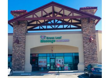 Lakewood massage therapy Green Leaf Massage and Sports Recovery