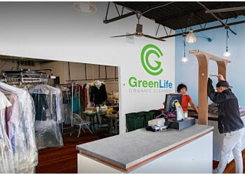 Frisco dry cleaner Green Life Cleaners