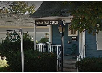 Hartford tattoo shop Green Man Studio
