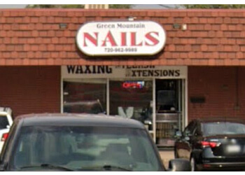 Lakewood nail salon Green Mountain Nails