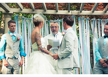 Jersey City wedding officiant Green Planet Ministry