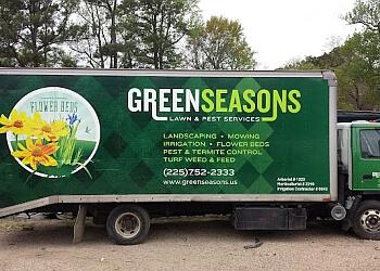 Baton Rouge landscaping company GreenSeasons