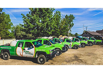 Boise City lawn care service Green Services