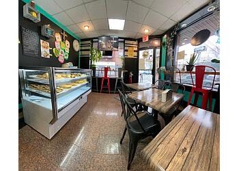 Newark juice bar Green Stop