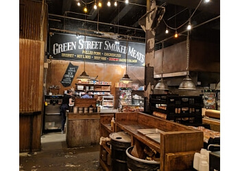 Chicago barbecue restaurant Green Street Smoked Meats