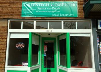 Cleveland computer repair GreenTech Computer