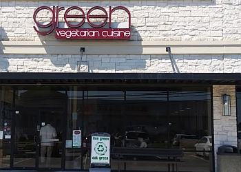 Houston vegetarian restaurant Green Vegetarian Cuisine