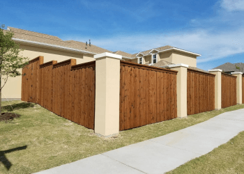 McKinney fencing contractor Green and Son Fencing