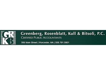 Worcester accounting firm Greenberg, Rosenblatt, Kull & Bitsoli, P.C.