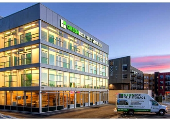Denver storage unit Greenbox Self Storage