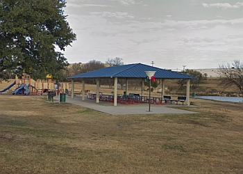 Fort Worth public park Greenbriar Park