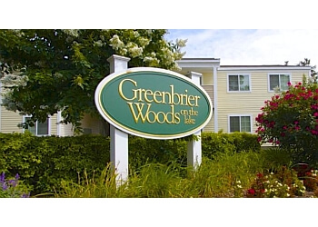 Chesapeake apartments for rent Greenbrier Woods Apartments