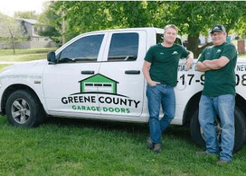 Springfield garage door repair Greene County Garage Doors