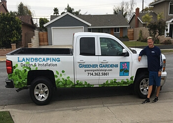 Huntington Beach landscaping company Greener Gardens