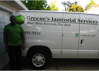 Fremont commercial cleaning service Greene's Janitorial Services