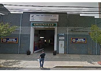 Newark auto body shop Greenfield Auto Services