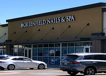 Gilbert nail salon Greenfield Nails & Spa