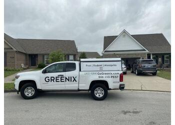 Louisville pest control company Greenix Pest Control