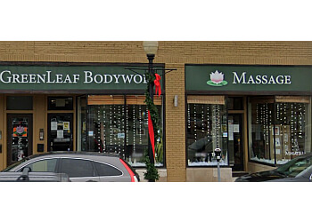 Warren massage therapy Greenleaf Bodywork, LLC.