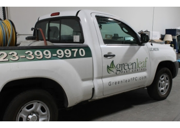 Surprise pest control company Greenleaf Pest Control