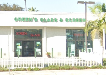Garden Grove window company Green's Glass & Screen