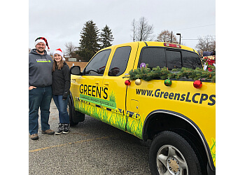 Indianapolis lawn care service Green's Lawncare & Property Services LLC