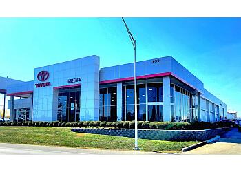 Lexington car dealership Green's Toyota of Lexington