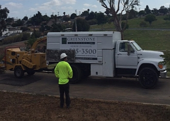Chula Vista tree service Greenstone Landcare Inc.